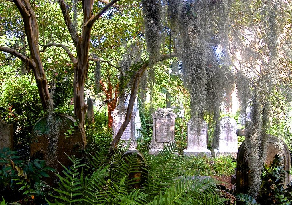 the unitarian cemetery