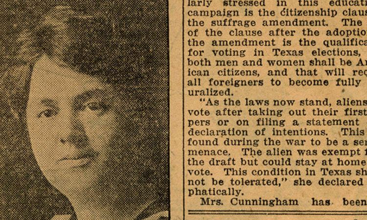 Lavinia Fisher newspaper clipping