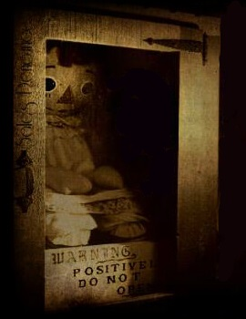 Where do I buy a Haunted Doll? From West Africa to Lily. - Photo