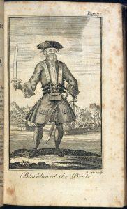Notorious Captain Blackbeard - Photo